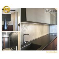 Декоративное покрытие  для стен AS PLAISIR с эффектом шелка