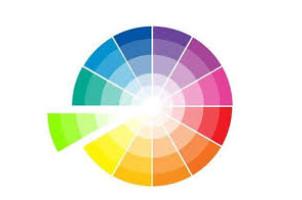 Цветовой круг Йоханесса Иттена