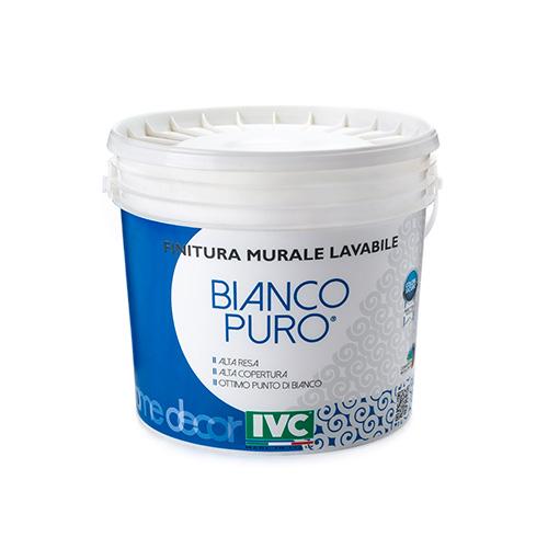 Краска IVC Bianco Puro белая 5л