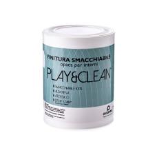 Краска Play&Clean белая 0,75л