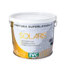 Краска IVC SOLARIS белая 10л