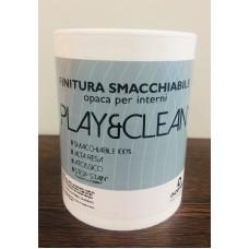 Play&Clean белая 0,75л