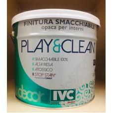 Play&Clean белая 10л
